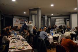 Bursa'da Evrensel ile dayanışma yemeği: Bir gazete alıp bir gazete aldıracağız