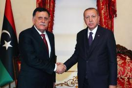 Birleşik Arap Emirlikleri Libya tezkeresi için 'açık bir tehdit' dedi