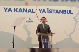 Ekrem İmamoğlu: Kanal İstanbul protokolü İBB meclisinin onayı alınmadan imzalanmış