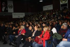 Ankara'da Evrensel'in 25. yaşı dayanışma çağrısıyla kutlandı