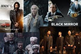 Almanak 2019 | 2019'da en çok hangi dizileri izledik, tartıştık, konuştuk?