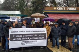 EMEP'ten Kayseri'de asgari ücret açıklaması: Ek zam talep edilmelidir