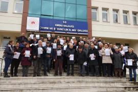 Ordu, Sinop ve Bursa'da Kanal İstanbul'a itiraz başvurusu