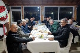 Amasya'da Evrensel ile dayanışma yemeği düzenlendi