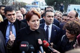 Akşener, İYİ Parti'nin Libya tezkeresi kararını açıkladı: 'Hayır' oyu vereceğiz