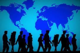 Ürdün: İşçiler çeliğe su veriyor