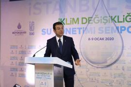 İmamoğlu: Kanal İstanbul'la ilgili tavrımız siyasi değil, hayatidir