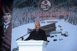 """Soylu, Demirtaş'ın """"Devran"""" kitabından uyarlanan tiyatroya katılanları hedef aldı"""