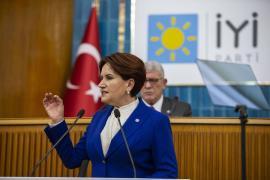 Akşener'den Erdoğan'a Libya eleştirisi: Başka ülkeleri dinleyenden yerli, milli olmaz