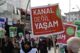 """Ulaştırma ve Altyapı Bakanlığı """"Kanal İstanbul""""un ihaleye açılmasını savundu"""