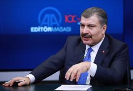 Sağlık Bakanı: Aksaray, İzmir ve İstanbul'daki vakalarda koronovirüse rastlanmadı