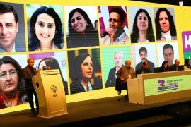 HDP konferansına Demirtaş ve Zeydan'dan mesaj: Adaylığımızı tartışmayın