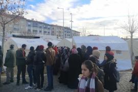 İzmir'den Malatya ve Elazığ'a dayanışma eli uzatma çağrısı