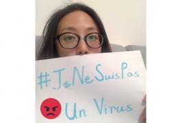 Koronavirüsle birlikte Asyalı mültecilere yönelik ırkçılığa yanıt: Ben virüs değilim