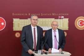 Milletvekilleri Sertel ve Çakırözer: Basın kartlarını basın meslek örgütleri vermeli