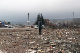 Bataklık üzerine kurulan bina karara rağmen yıkılmamış: Depremde 4 kişi öldü