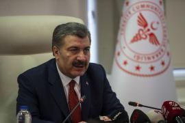 Sağlık Bakanı Koca: 61 kişinin numunelerinin sonuçları yarın açıklanacak
