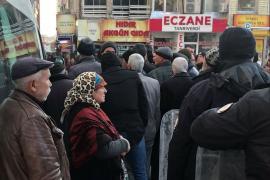 Elazığ'da HDP'nin yardımına yine izin verilmedi