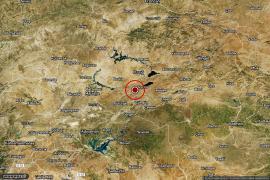 Elazığ'ın Sivrice ilçesinde 4.5 büyüklüğünde deprem meydana geldi