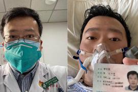 Vuhan'daki koronavirüsü duyuran Doktor Li Venliang yaşamını yitirdi