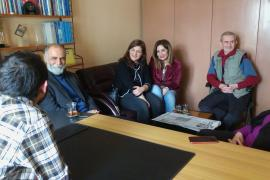 Avrupa Parlamentosu Milletvekili Özlem Demirel Evrensel'i ziyaret etti