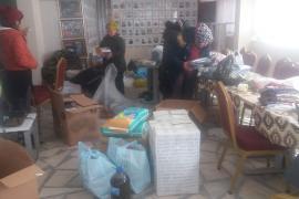 Somalı işçilerden depremzedeler için yardım kampanyası