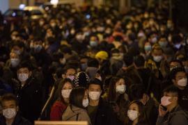 Koronavirüs salgınında hayatını kaybedenlerin sayısı 2 bin 247'ye yükseldi