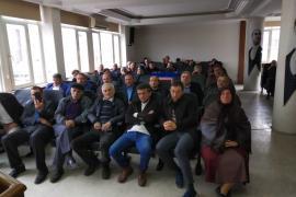 Ekoloji Birliği Orta Karadeniz Bölge Toplantısında birlikte mücadele kararı çıktı