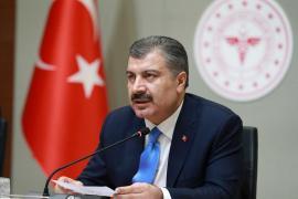 Sağlık Bakanı Fahrettin Koca: 76 hasta daha koronavirüsten hayatını kaybetti