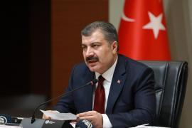 Türkiye'de son 24 saatte 96 kişi hayatını kaybetti, can kaybı 908'e yükseldi