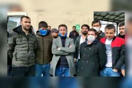 Van'da tekstil işçileri koronavirüs gerekçe gösterilerek işten çıkarılıyor