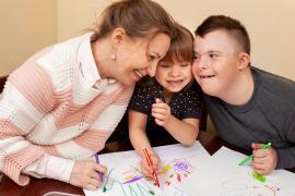 Özel eğitim ihtiyacı olan çocuklar için pandemi koşullarında 6 öneri