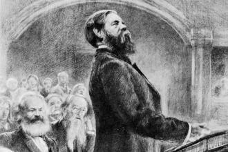 Diviti keskin, yüreği tutkulu devrimci bilgin: Friedrich Engels