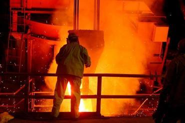 HABAŞ Demir Çelik Fabrikasında işçilere ikramiye ödenmiyor