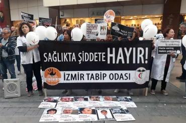 İzmir Tabip Odasından intihar açıklaması: Hekimler tükeniyor, bir şey yapmalı!