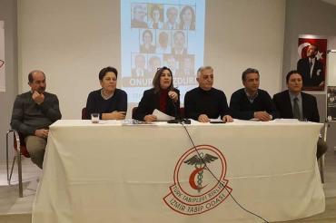 İzmir Tabip Odası: Sağlık çalışanlarına rutin Kovid-19 testi yapılmalıdır