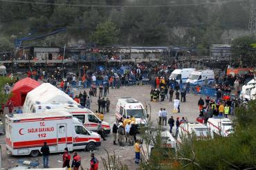 Soma'da iş cinayeti: Maden ocağındaki göçükte 1 işçi öldü, 2 işçi göçük altında