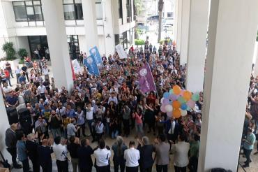Tüm Bel Sen İzmir Şube: Şeffaf ve katılımcı bir yöntem izleyeceğiz