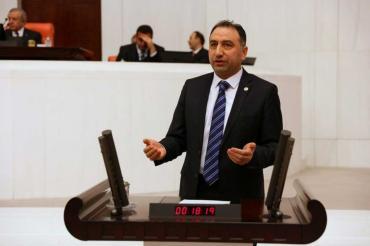 HDP'li Ali Kenanoğlu: Alevi oldukları için işkenceye maruz kaldılar