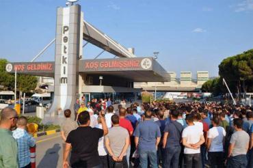 Socar baskısı Petrol-İş'te kriz yarattı: PETKİM temsilcileri ve 2 sendikacıdan istifa