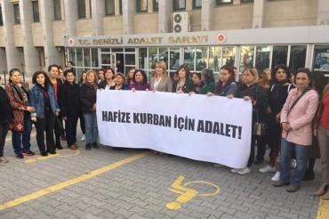 Eşi Hafize Kurban'ı öldüren Uğur Kurban'ın tutukluluğuna devam kararı verildi
