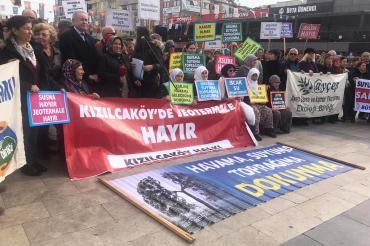 Sermaye korona dinlemiyor, Kızılcaköy'de JES  için ÇED onayı verildi