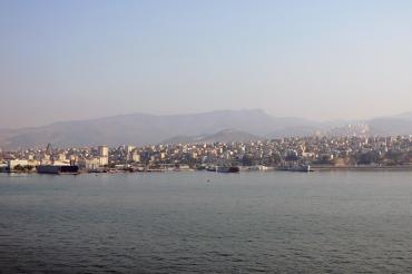 İzmir'in üç ilçesinde havadaki kükürt oranında artış var
