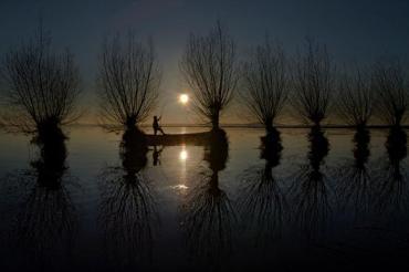 Doğa harikası Işıklı Gölü'ne millet bahçesi yapacaklar