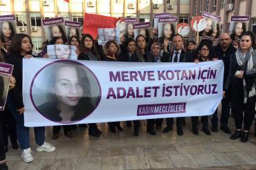 Merve Kotan cinayeti davasının ikinci duruşması görüldü: Savcı ceza indirimi istemedi