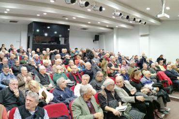 TÜSTAV İzmir'de 100. yılında Mustafa Suphi ve TKP paneli düzenledi