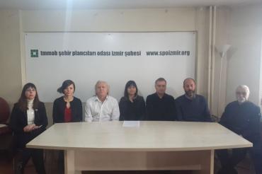 TMMOB İzmir İKK'den Urla ve Çeşme açıklaması: Bu acele karar rant için