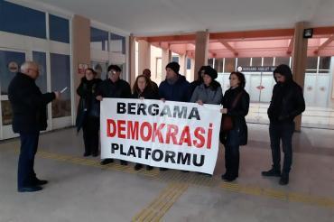 Dikili'de istismar davası: Sanığın tutuklanma talebi reddedildi