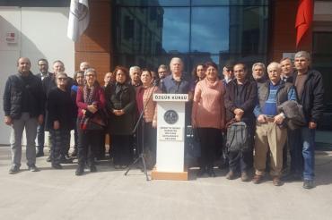 İzmir Emek ve Demokrasi Güçleri: Kâr hırsı işçilerin ve toplumun sağlığına mal olacak
