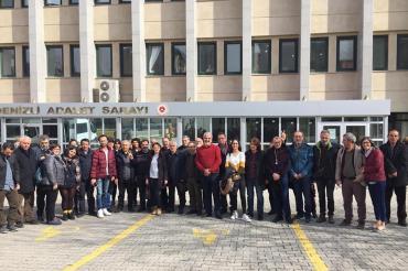 Barış akademisyeni Prof. Dr. Mehmet Zencir beraat etti